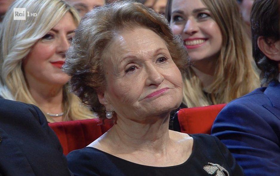 nonna diletta leotta sanremo