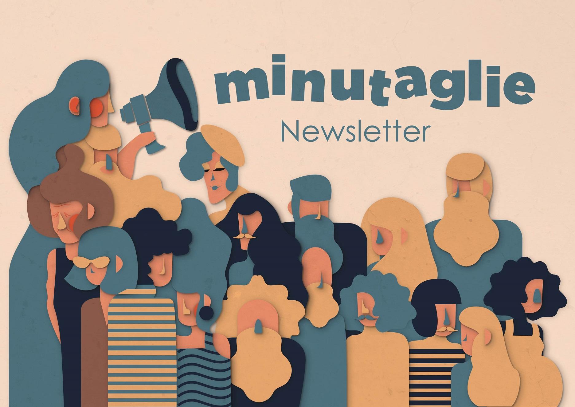minutaglie newsletter